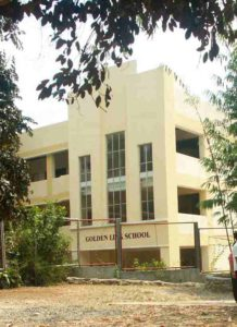 The Golden Link School was established in 2002.