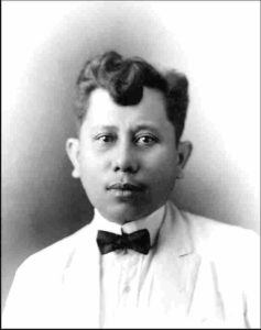 Ismael Zapata, first national President of the TS in the Philippines