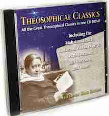 Theosophical Classics Software