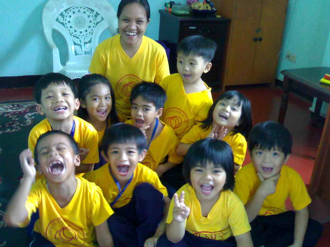 golden link school nursery